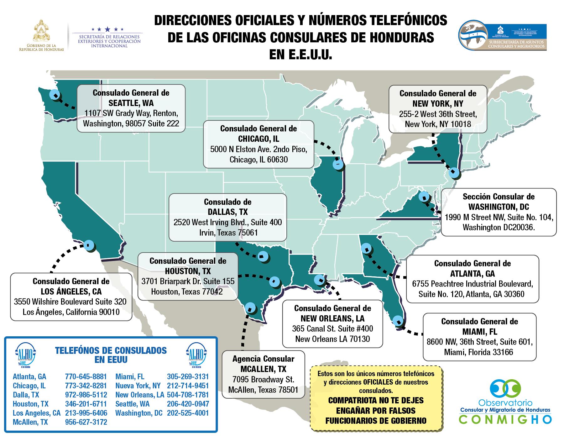 Mapa-de-Direcciones-Oficiales-de-las-Oficinas-Consulares-en-EEUU