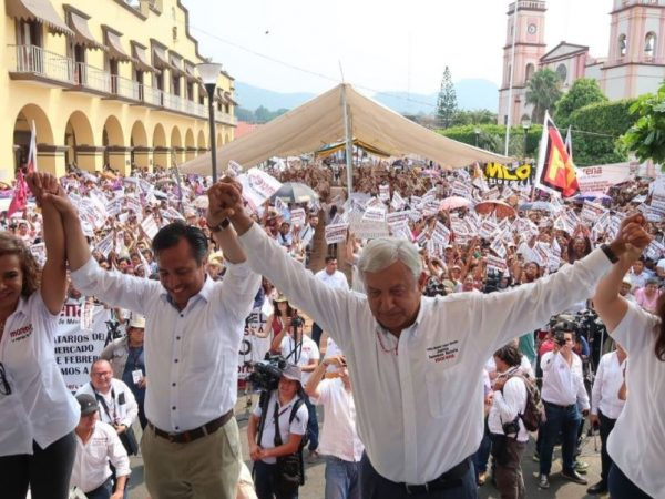 """Yes to Scholars, No to Hitmen,""Andrés Manuel López Obrador Outlines Ambitious 6-Part Initiative focused on Mexican Youth Education & Work Life"
