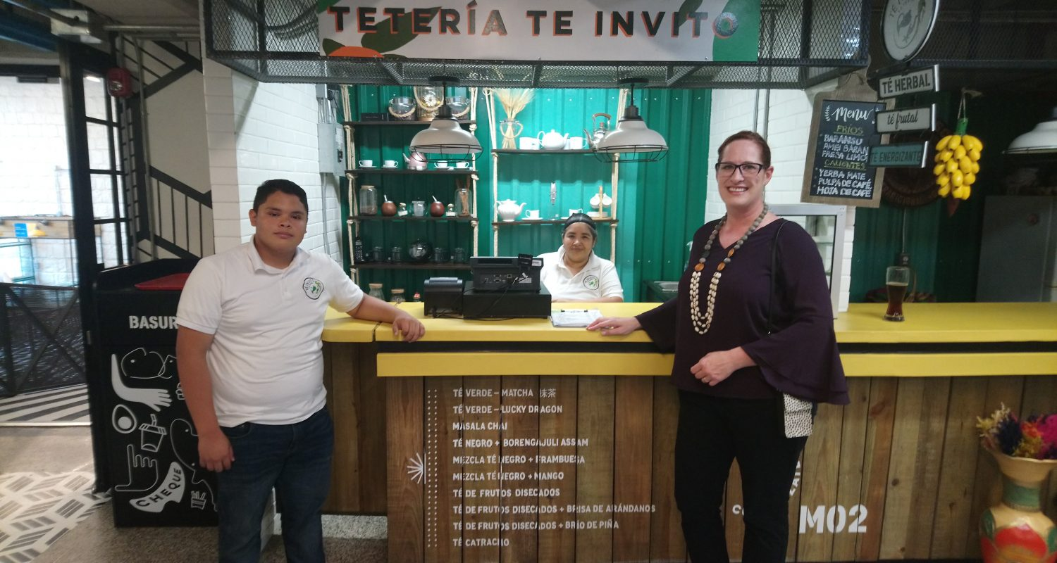 youngest entrepreneur in Tegucigalpa