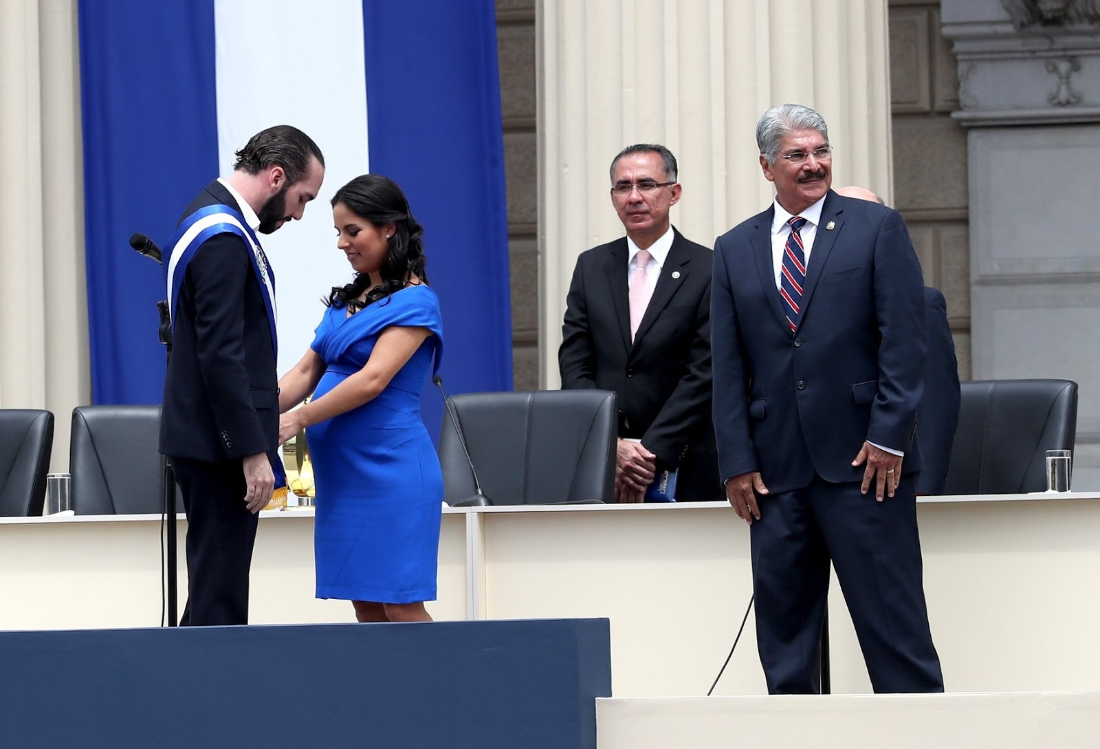 """The New President of El Salvador is Fast at Work, """"We Are Going To Need the Support of the People for Upcoming Changes."""""""