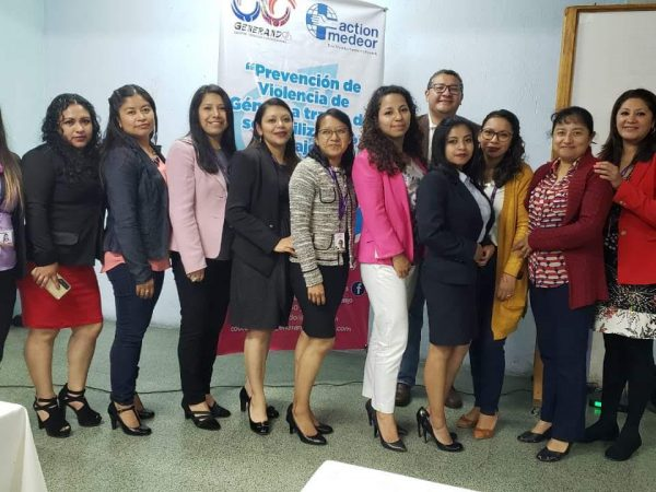 A Light in the Dark-Women's Organization, ASOGEN, Seeks to Free Guatemala from Violence against Women