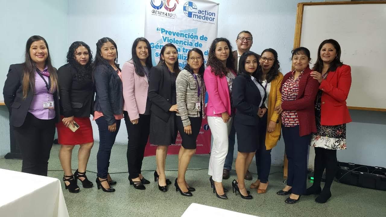 A Light in the Dark-Women's Organization, ASOGEN, Seeks to Free Guatemala from Violence against Women
