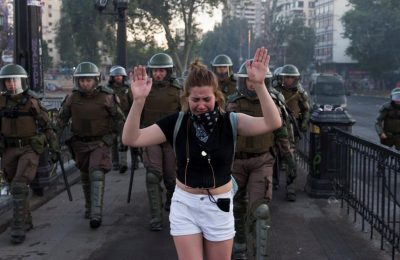 """This is the Largest Demonstration Ever in Chilean History,"" states expert on Chile, Margaret Power"