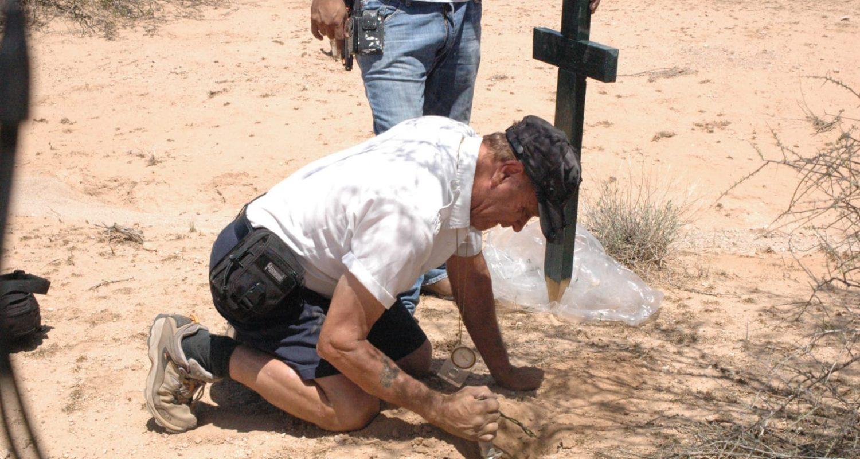 Migrants Lost in the Desert