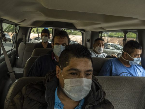 10 Golden Rules for all Transmigrants in Mexico Seeking Refuge or Asylum