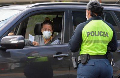 Gender Based Quarantine in Panamá