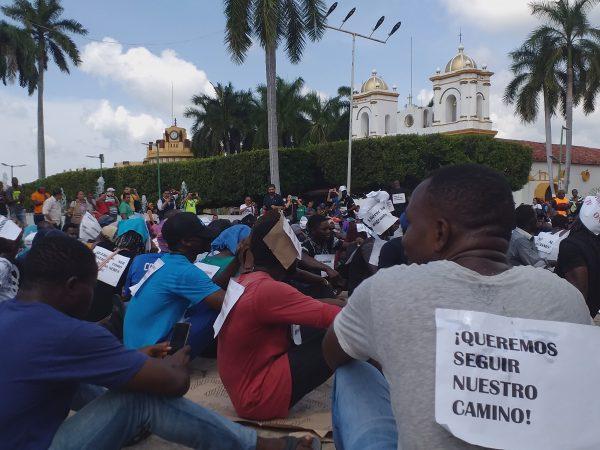 Humanitarian Crisis at Mexico's Southern Border: A Conversation With Salva Lacruz of the Center For Human Rights Fray Matías de Córdova