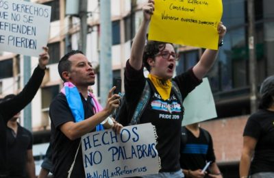 #CuarentenaSinTransfobia: A Conversation with Pau González, President and Founder of Hombres Trans Panamá