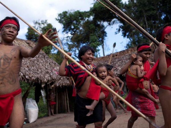 COVID-19 Sheds Light onto Brazilian Government's Failure to Protect Indigenous Communities