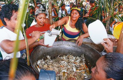 Corn Islands, Nicaragua, Celebrate the Abolition of Slavery with Crab Soup