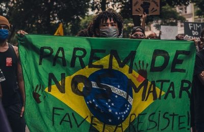 The #BlackLivesMatter Movement in Brazil and the Organizations at the Forefront