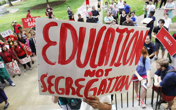 Modern Day Segregation: Undocumented Students Continue to be Banned from Georgia Public Universities