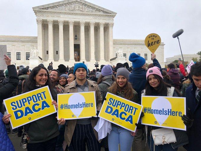 Defending the future of DACA recipients after landmark Supreme Court case