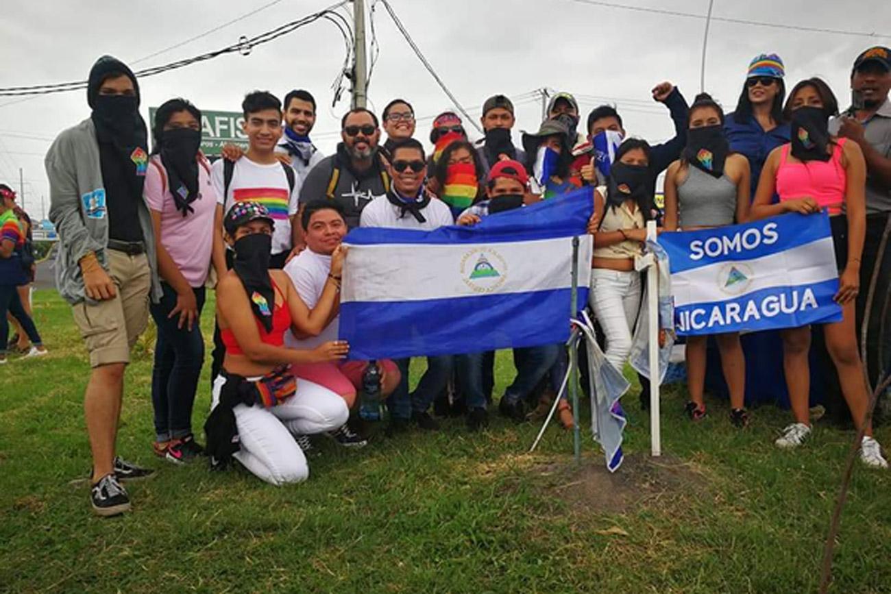 Nicaragua Proud Series Part I-LGBT+ Existence & Resistance Inside Nicaragua: An Interview with Ebén Diaz.