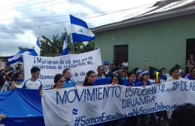 Nicaragua Proud Part II-LGBT+ Existence and Resistance Outside Nicaragua: An Interview with Eli Narváez