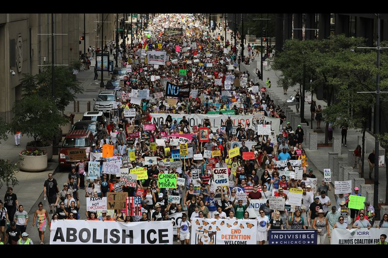 ICE: Who they are, what they do, and why people are organizing against the agency