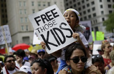 An Overview of U.S. Detention Centers–The Oppression of Children Detained