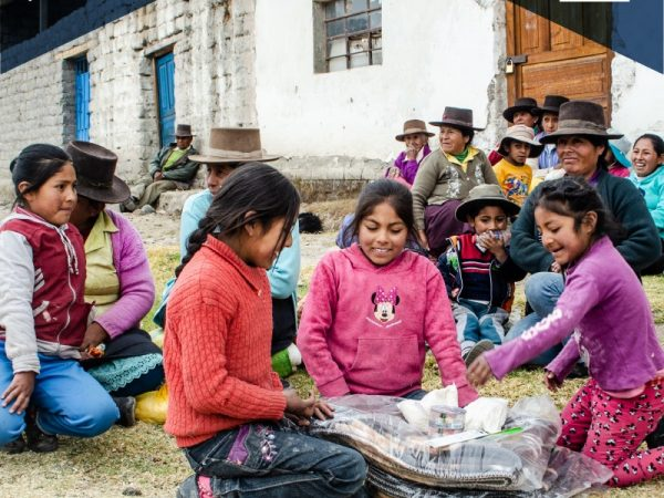 Supporting NGOs in Peru and addressing citizen's needs: A conversation with Diana Crousillat and Katja Montagne of Fundación OLI.