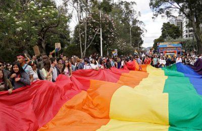 """""""Sin Justicia No Hay Orgullo:"""" LGBTQI+ Activism in Ecuador"""