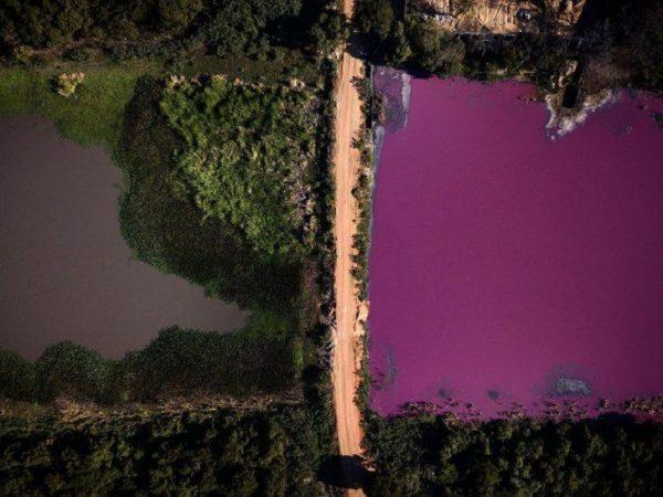 Neighbors denounce environmental destruction in Limpio, Paraguay