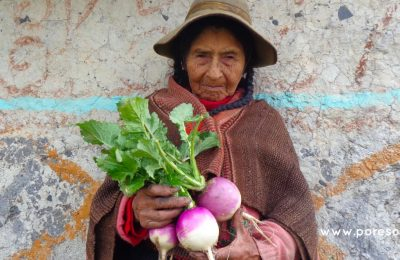 Por Eso! Perú: Meet the NGO working to combat malnutrition in the Andes