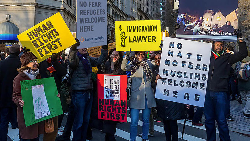 The Fight to Reform the U.S. Asylum System: A Conversation with Human Rights First's Becky Gendelman