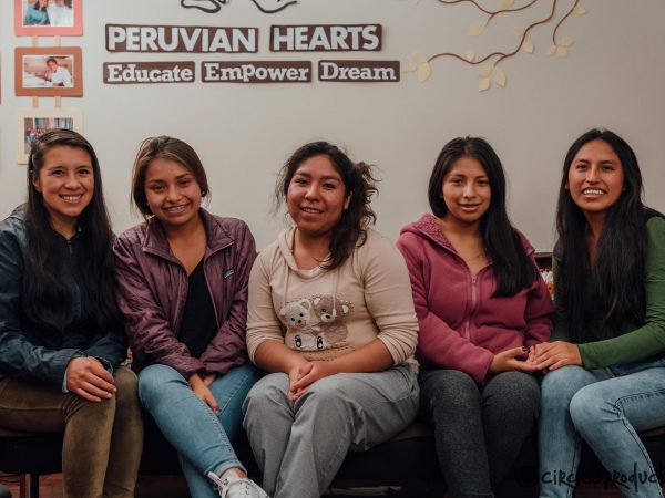 Empowerment through Education – the story of Peruvian Hearts and how this NGO is inspiring the next generation of young, female Peruvian leaders