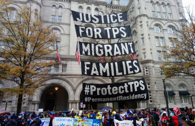 Justice for TPS-Understanding the histories behind TPS & why it is imperative to #ProtectTPS
