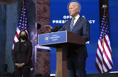 Restoring Justice: An Analysis of Biden's Immigration Policy Promises, and What We Might Expect