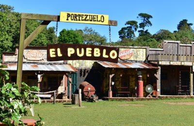 Portezuelo Adventure Theme Park, El Salvador