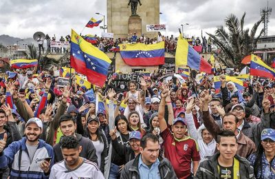 President Iván Duque of Colombia announces Temporary Statute of Protection for Venezuelan Migrants