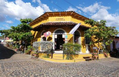 Little Antigua Guatemala, in El Salvador's Suchitoto