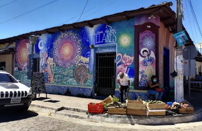 Concepción de Ataco–Place of High Springs and The House of the Looms in El Salvador