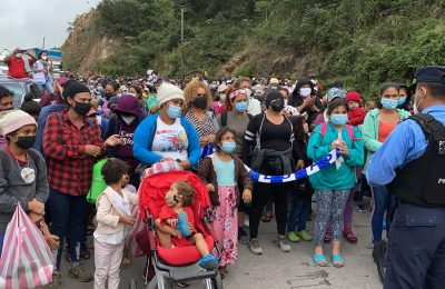"""""""There's No Words To Describe How it Feels"""" – Hondurans Reflect on The First Migrant Caravan of 2021"""