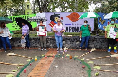 Feminist Organizations Advocate for the Right to Choose in Honduras