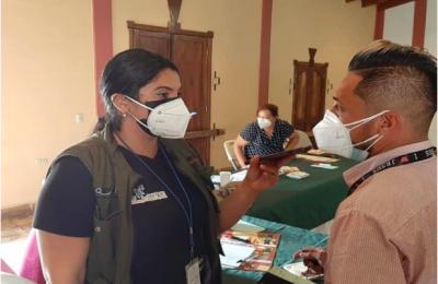 Honduran Journalist Detained After Seeking Asylum in The United States
