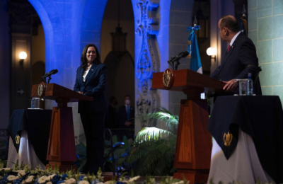 Kamala Harris visits Central America, Pushes for Foreign Investment