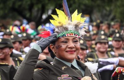 Colombia Celebrates its Independence