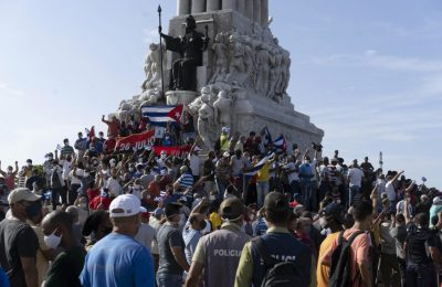 Cuba: Libertad, Patria y Vida