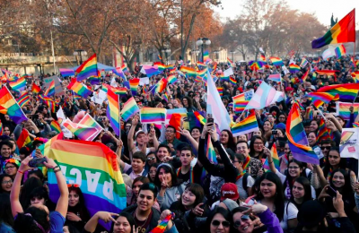 Chile Set to Pass Marriage Equality Law