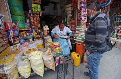 Vaccine Distribution and Pandemic Prevention in Bolivia