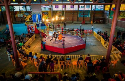 Cholitas Luchadoras: Empowerment Inside and Outside the Ring