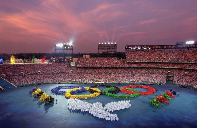 Spirit of International Unity: How Immigrant Workers Helped Create the 1996 Olympics