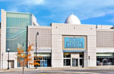 Taking Over the Narrative: The Arab American National Museum