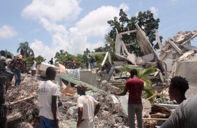 World Attention: Haiti Earthquake