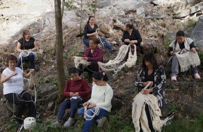"""Manuela Álvarez, Fashion Designer, Launches, """"La Esencia,"""" Exalts Pride in Colombian Craftsmanship"""