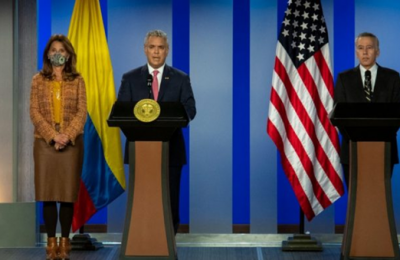 President Ivan Duque Becomes a Great Example to the World as He opens the Door for Afghans and Venezuelans to take Refuge in Colombia