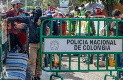 More Than a Million Venezuelans in Colombia requested appointments for the Second Phase of ETP
