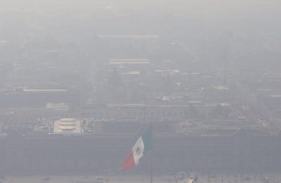 Toxic Breath: The Private Sector's Fight against Air Pollution in Mexico City
