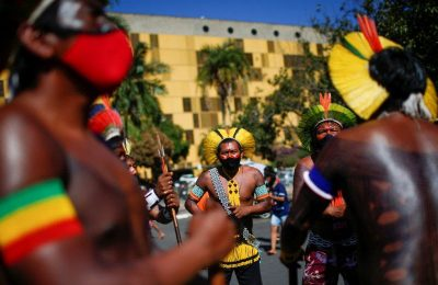 Indigenous Land Rights Under Threat in Brazil